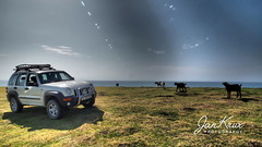 Jeepin The Wild Coast (jan-krux photography - thx for 3 Mio+ views) Tags: coffeebay holeinthewall eastern cape ostkap provinz south africa suedafrika landscape landschaft jeep jeeping cherokee sport liberty kj 37l olympus omd em1 travel reisen urlaub vacation adventure abenteuer 4x4 offroad truck suv allrad