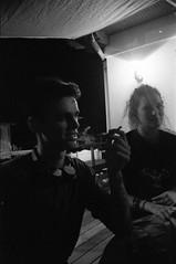 IMG_0011 (cestlameremichel) Tags: kodak tmax p3200 3200 asa party night analog analogica analogue film 35mm minolta dynax 40 pellicule argentique black white monochrome monochromatique bnw noir et blanc