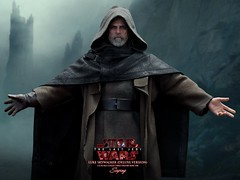 lukeDX_007a (siuping1018) Tags: hottoys disney siuping starwars thelastjedi luke rey photography actionfigures onesixthscale toy canon 5dmarkii 50mm