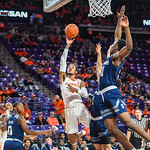 Clemson vs Saint Peter's