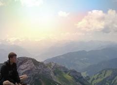 Adas Viliusis (Adas Viliušis) Tags: switzerland mountains swiss gipfel himmel berge schweitz reflecting pondering contemplating brooding sitting adasviliusis switserland zvicra سويسرا швейцарыя швейцария suïssa švýcarsko schweiz zwitserland šveits سوئیس sveitsi suisse galician suíza ελβετία שווייץ स्विट्ज़रलैण्ड svájc sviss aneilvéis svizzera スイス 스위스 šveice šveicarija швајцарија 瑞士 sveits szwajcaria suíça elveția швајцарска švajčiarsko švica suiza uswisi swedis suwisa ประเทศสวิสเซอร์แลนด์ isviçre швейцарія thụysĩ yswistir