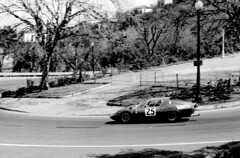 FIAT-ABARTH 1300 OT Circuit de Montjuich (Manolo Serrano Caso) Tags: fiatabarth 1300 ot circuit de montjuich race track abarth ot1300