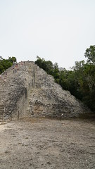 2017-12-07_12-27-31_ILCE-6500_DSC03036 (Miguel Discart (Photos Vrac)) Tags: 2017 24mm archaeological archaeologicalsite archeologiquemaya coba e1670mmf4zaoss focallength24mm focallengthin35mmformat24mm holiday ilce6500 iso100 maya mexico mexique sony sonyilce6500 sonyilce6500e1670mmf4zaoss travel vacances voyage yucatecmayaarchaeologicalsite yucateque