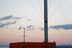20181210-09-Sky pole (Roger T Wong) Tags: 2018 australia hobart pw1 rogertwong sel24105g sony24105 sonya7iii sonyalpha7iii sonyfe24105mmf4goss sonyilce7m3 tasmania pole shippingcontainer wires