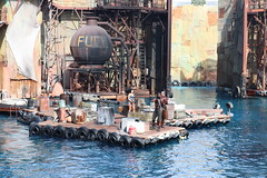 """Universal Studios Waterworld Attraction • <a style=""""font-size:0.8em;"""" href=""""http://www.flickr.com/photos/28558260@N04/45454878014/"""" target=""""_blank"""">View on Flickr</a>"""