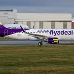 D-AUAM // Flyadeal // A320-214SL // MSN 8634 // HZ-FAI thumbnail
