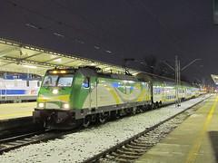 Bombardier EU47-009, Koleje Mazowieckie (transport131) Tags: pociąg train bombardier eu47 009 koleje mazowieckie hetman