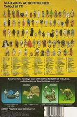 Kenner - Collect all 77! Cardback (Darth Ray) Tags: kenner star wars action figures collect all cardback 77 starwars actionfigures collectall77