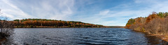 wachusettreservoir2018-2 (gtxjimmy) Tags: nikond7500 nikon d7500 autumn fall massachusetts westboylston wachusettreservoir reservoir watersupply panoramic panorama