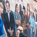 The wall of country music stars