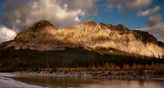 Sukakpak Mountain, Alaska (godoherty) Tags: alaska arctic sukakpak daltonhwy alpenglow nikond70 marble limestone
