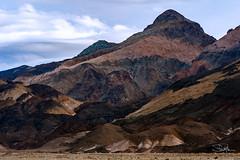 Artist's Palette (TierraCosmos) Tags: artistspalette mountains desert deathvalley deathvalleynationalpark landscape blackmountains california inyocounty artistsdrive