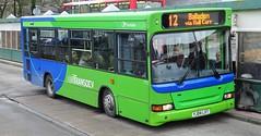 Rawtenstall (Andrew Stopford) Tags: yj04lxt transbus mpd transdev rosso rawtenstall keighleydistrict