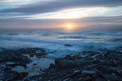 Evening (pbandy) Tags: oregon coast yachats sunset evening nature seascape landscape