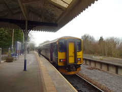 153382 (ee20213) Tags: berealston class153 gwr greatwesternrailway devon 153382 tamervalleyline sprinter