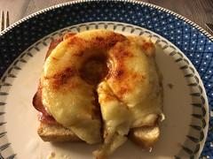 Toast Hawaii (tabbynera) Tags: toast hawaii