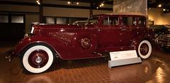 1935 Duesenberg J-310 Sedan (ksblack99) Tags: gilmorecaremuseum classiccar hickorycorners michigan museum automobile duesenberg sedan