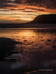 Sunset over Caswell Bay 2019 01 25 #63 (Gareth Lovering Photography 5,000,061) Tags: sunset sun sunny sunshine caswell gowercoast gower swansea wales seaside landscape beach walescostalpath olympus penf garethloveringphotography