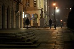 History repeats itself (4eye) Tags: amateur 4eye poland warsaw piłsudskisquare nikkor nikon 18105mmf3556gvr city street night