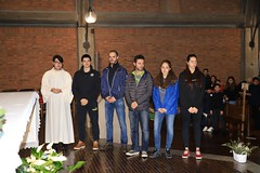 """28.10.2018 Giornata Missionaria, il mandato ai Giovani. • <a style=""""font-size:0.8em;"""" href=""""http://www.flickr.com/photos/82334474@N06/46061206461/"""" target=""""_blank"""">View on Flickr</a>"""