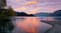 Lake Wakatipu Sunrise (Panorama Paul) Tags: paulbruinsphotography wwwpaulbruinscoza newzealand lakewakatipu queenstown sunrise nikond800 nikkorlenses nikfilters panorama