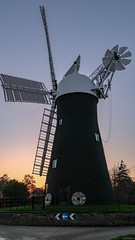 Holgate Windmill, November 2018 - 09
