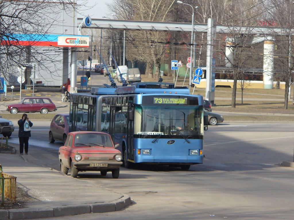 фото: _20060406_165_Moscow trolleybus VMZ-62151 6000 test run