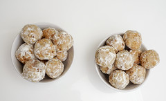 2018.12.07 Low Carbohydrate Walnut Snowball Cookies, Washington, DC USA 08966