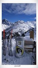 Poubelle Alpinne ! (jamesreed68) Tags: suisse paysage nature alpes alps valais brunet mountain montagne schweiz swiss switzerland