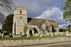 St John the Baptist Church Latton (Nigel Musgrove-2.5 million views-thank you!) Tags: st john baptist latton church wiltshire cotswolds