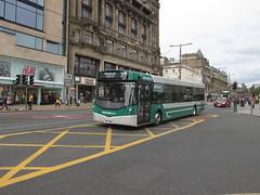 10059, Edinburgh, 28/08/18 (aecregent) Tags: edinburgh 280818 lothian lothianbuses eastcoastbuses volvo b8rle wright eclipse urban4 10059 sf17vmh x5