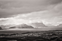 Holy (BlossomField) Tags: clouds fjord mountain bodø nordland norwegen nor