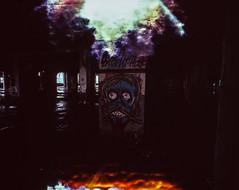 Explore Detroit  (Sometimes light leaks are cool!) (IV2K) Tags: mamiya mamiya7 mamiya7ii mediumformat fuji fujifilm fujiastia astia astia100f expiredfilm film analogue detroit nothingstopsdetroit detroitmichigan lightleak lightleaks abandoned urbanexploration urbex exploredetroit