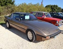 MAZDA RX7 (FB3S) - 1981 (SASSAchris) Tags: mazda rx7 fb3s voiture japonaise rassemblement auto castellet club moteur rotatif wankel