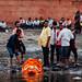 Sending Deceased to the Ganges, Varanasi India