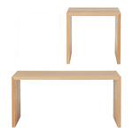 コの字の家具の写真