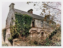 Beauty in Decay (Garr8) Tags: beautyindecay abandoned derelict architecture countydown ulster irish ireland northofireland eastdown ruraldecay ruraleurope homestead building house home