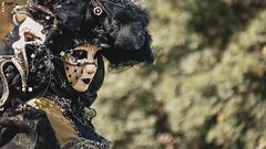 Carnival (Jean-Luc Peluchon) Tags: fz1000 carnaval masque mask fête party festival celebration festivity gala portrait regard