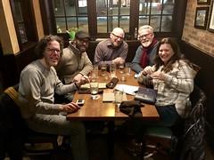 January 15 at Emmett's Public House - Third Place: Audrey's Right Hook (45 points) (TRIVIA MAFIA) Tags: triviamafia tm eph