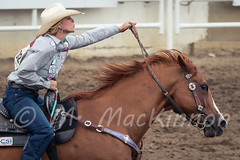 Calgary Stampede 2016 (tallhuskymike) Tags: calgarystampede event calgary rodeo stampede cowgirl horse alberta action 2016 outdoors prorodeo