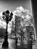 Frankfurt, Opernplatz (rgiw) Tags: deutschland city street olympusomdem1 blackwhite bw schwarzweiss sw colour farbe stadt monochrome skyscraper wolkenkratzer strasse building gebäude hessen frankfurt blackandwhite bauwerk architektur architecture olympusmzuiko714mm