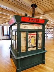 P1280476 (lychee_vanilla) Tags: centre belge de la bandedessinée comic strip bruxelles comicstripmuseum musée museum