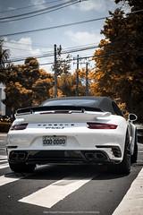 Porsche 911 Turbo S Cabriolet (Pandolfiphotos) Tags: carros car cars carro brasil autos bmw audi o veiculos instacar a volkswagen chevrolet ferrari ford auto honda motor supercars mercedes rebaixados grandi porsche n luxury moto fixa toyota bhfyp