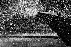 Splash (christian.riede) Tags: boat splash water drops spray