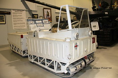1959 Canadair CL70 RAT Armoured Personnel Carrier (Gerald (Wayne) Prout) Tags: 1959canadaircl70ratarmouredpersonnelcarrier 1959 canadair cl70 rat armoured personnel carrier remotearticulatedtrack volkswagenengine serialno123 canadairoversnowvehicle militarymuseum canadianforcesbaseborden cfbborden simcoecounty ontario canada prout geraldwayneprout canon canoneos60d eos 60d digital dslr camera canonlensefs18135mmf3556is lens efs18135mmf3556is photographed photography military museum canadianforces base borden simcoe county dnd departmentnationaldefense governmentofcanada campborden equipment machine machinery command fighting