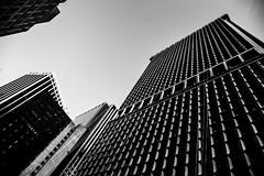 New YorkBW0454 (schulzharri) Tags: new york black white schwarz weis city stadt usa amerika america travel monochrome reise town skyscraper scraper hochhaus building architecture archhitektur art wolkenkratzer architektur gebäude einfarbig himmel linien landstrase