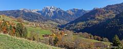 Manigod - Haute Savoie (Lumières Alpines) Tags: didier bonfils goodson goodson73 dgoodson rando chamonix grand bornand chinaillon automne
