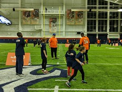 2018_T4T_Denver Broncos Play 60 Clinic 12 (TAPSOrg) Tags: taps tragedyassistanceprogramforsurvivors teams4taps denverbroncos englewood colorado nfl salutetoservice football play60 2018 military indoor horizontal kids children player candid group
