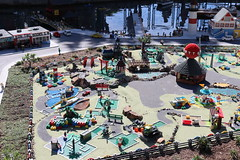"""Lego Hollywood area of Miniland • <a style=""""font-size:0.8em;"""" href=""""http://www.flickr.com/photos/28558260@N04/31365314607/"""" target=""""_blank"""">View on Flickr</a>"""