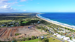 Edgewater Shores Land Subdivision, at Diamond Beach & View to Saltwater & Wallaby Point, Mid North Coast, NSW (Black Diamond Images) Tags: djimavicpro2 mavic2pro drone view diamondbeach hallidayspoint wallabypoint saltwater saltwaternationalpark nsw australia aerialphotography aerialphoto beach australianbeaches hasselbladl1d20c greatlakesnsw midnorthcoast barringtoncoast water bwimages mavic2prodrone djimavic2pro aerialview newsubdivision diamondbeachlandsubdivision edgewatershores coastalland